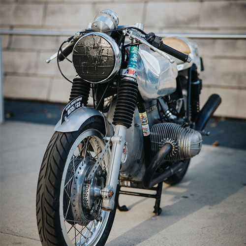 Custom Bike Builds BMW R75 SS Gallery Image 1