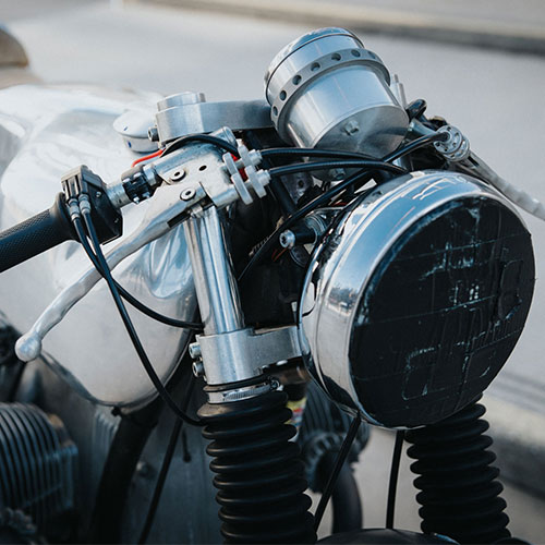Custom Bike Builds BMW R75 SS Gallery Image 2