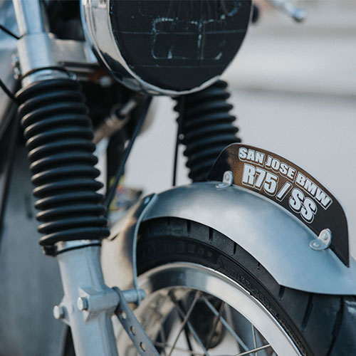 Custom Bike Builds BMW R75 SS Gallery Image 3