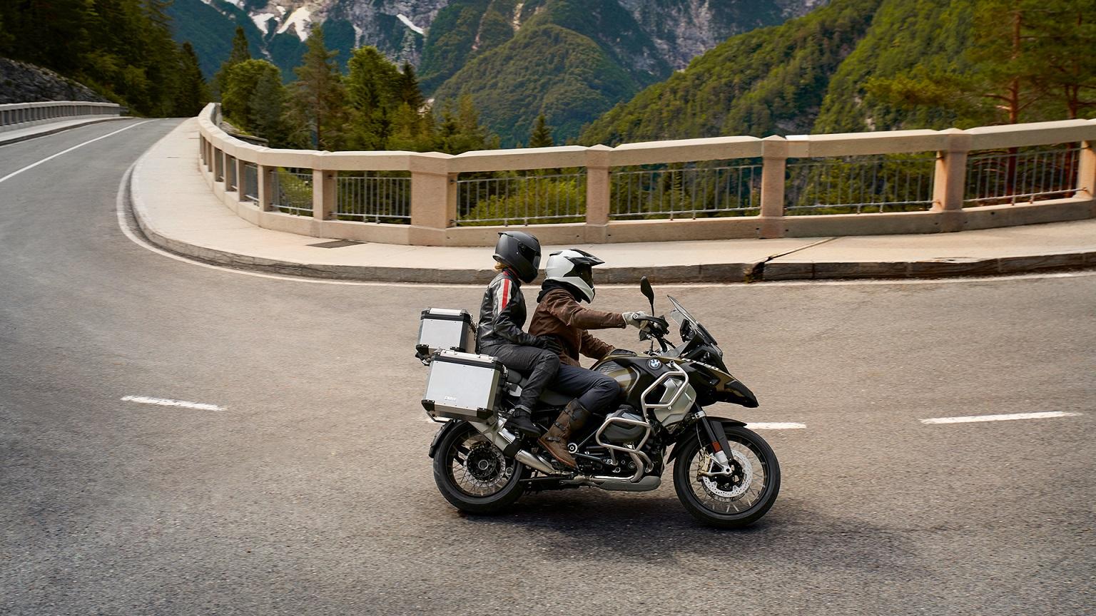 2020 BMW R 1250 GS Adventure Exterior Side Profile