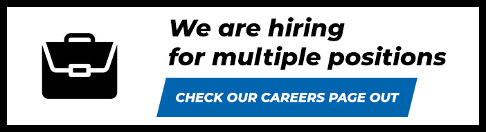 Check our careers page out